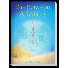 Das Herz von Atlantis in Ägypten · Bd. 2