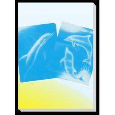 Postkartenserie: Delphine